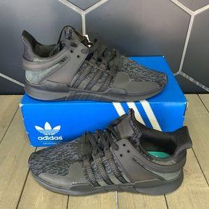 Adidas EQT Support ADV Triple Black Friday Shoes